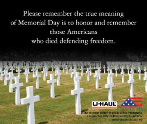 ... Day: To Honor and Remember Those Americans Who Died Defending Freedom