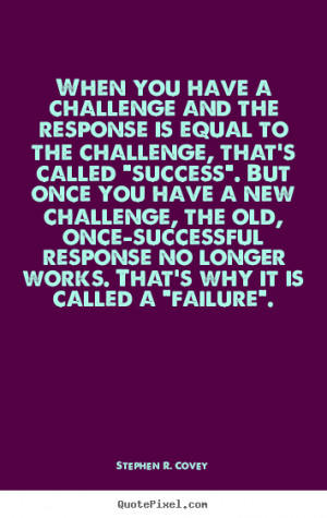 failure stephen r covey more success quotes motivational quotes ...