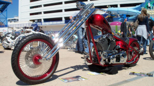 Daytona Beach Bike Week 2013