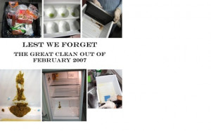 Funny Quotes About Fridge Cleaning Just Cause
