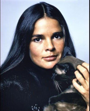 chatter busy ali macgraw quotes