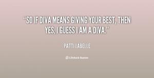 Best Diva Quotes