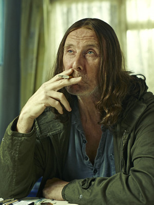 Shameless. Frank Gallagher (David Threlfall). Image credit: Company ...