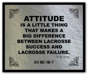 Lacrosse Quotes...
