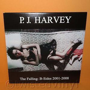 HARVEY P J THE FALLING B SIDES 2001 2008 12 LP ALBUM VINYL RECORD