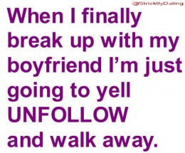 Corny, Bad And Funny Break Up Lines
