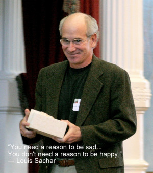 Louis Sachar - Author