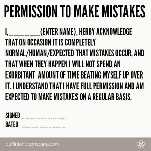 Don't be afraid to make mistakes! No risk, no reward! #quotes #wisdom ...