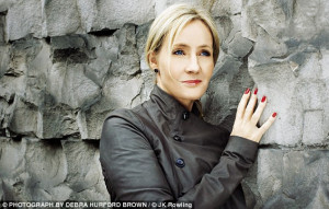 ... and intimate interview, JK Rowling reveals her most ambitious plot yet