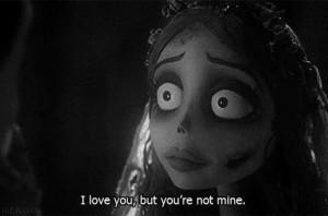 Emily quote (Corpse Bride)