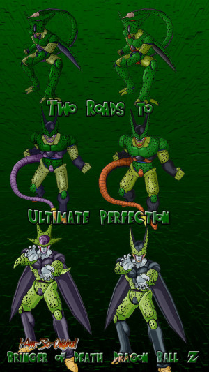 Cell Ultimate Perfection...