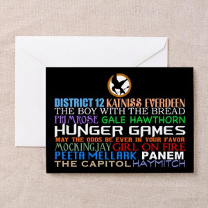 Funny Hunger Games Quotes...