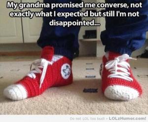 Funny Memes Grandparents always deliver.