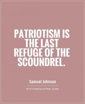 Quotes About Patriotism