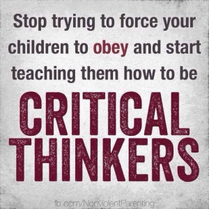 science critical thinking What is critical thinking critical thinking is clear, rational, logical, and independent thinking it's about improving thinking by analyzing, assessing, and.
