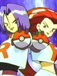 Pokemon Team Rocket Quotes