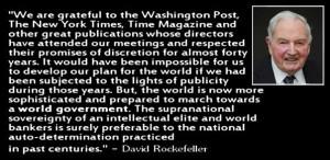david rockefeller quote