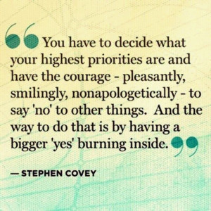 Stephen Covey Quote