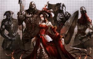 Evil Warriors Wallpapers