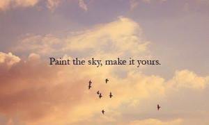 quote #sky #life #followback #creative #facebook