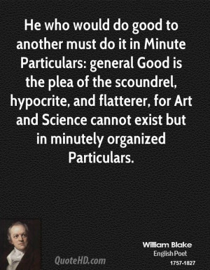 William Blake Quotes