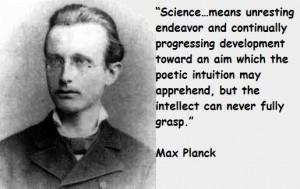 Max planck famous quotes 2