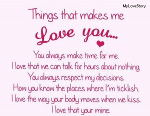 Top 10 Cute Love Quotes