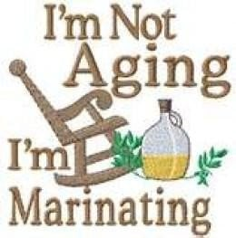 Funny aging quotes