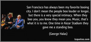 More George Halas Quotes