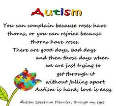 Autism quotes to remind me that i am not alone