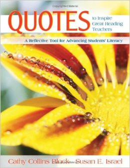 Quotes to Inspire Great Reading Teachers: A Reflective Tool for ...