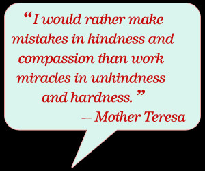 ... service and our pastor discussed about kindness since this is a topic