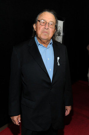 Paul Mazursky Actor Paul Mazursky arrives at the 36th Annual Los