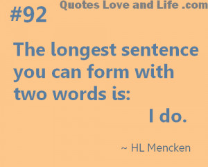 Funny marriage quotes, marriage quotes, funny love quotes, funny ...