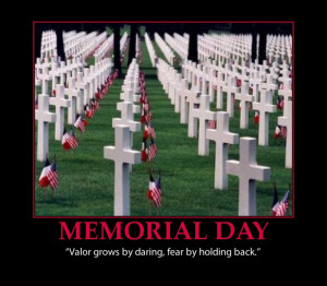 most people know that memorial day is a day to
