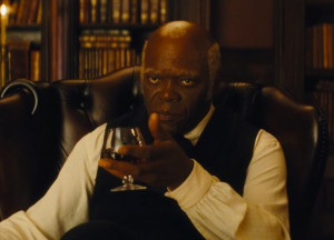 Samuel L. Jackson as Stephen in Django Unchained, Directed by Django ...
