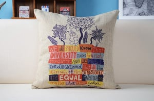 Free-Shipping-45cm-Square-Pillow-Cover-Pop-Quotes-of-Maya-Angelou ...