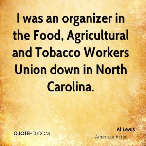 Al Lewis Food Quotes