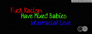 interracial dating love Profile Facebook Covers