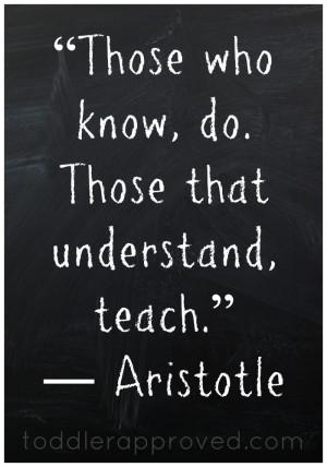 Special Needs Teacher Quotes The moment when a teacher