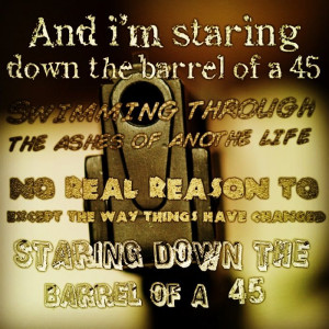 45 by Shinedown, my favorite song!