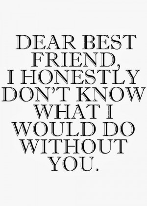 Below are some Best Friends Quotes (Depressing Quotes) , hopefully it ...