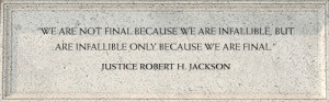 Quotes Justice Being Served ~ The Supreme Court . The Court and ...