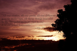 Nic Sheff Quote by hamisgood7