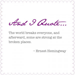 quotess cachedernest hemingway news and ends pictures love is ever