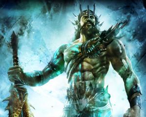 Poseidon God War Ascension...