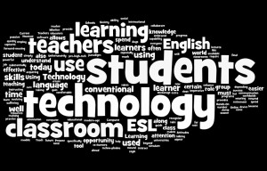 In today's educational world, the availability of technology for the ...