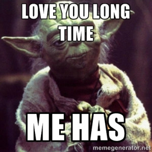 Related Yoda Quotes About Love