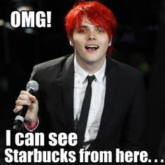Gerard Way funny Quotes | tags gerardway cachedgerard with all about ...