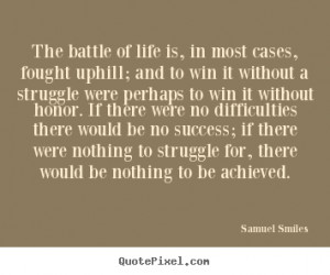 Samuel Smiles Quotes We Learn Wisdom From Failure Much More Than Photo